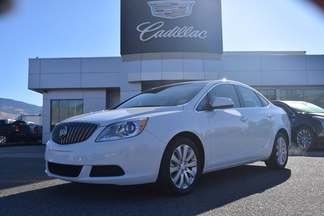 2017 BUICK VERANO Base in Kelowna, British Columbia