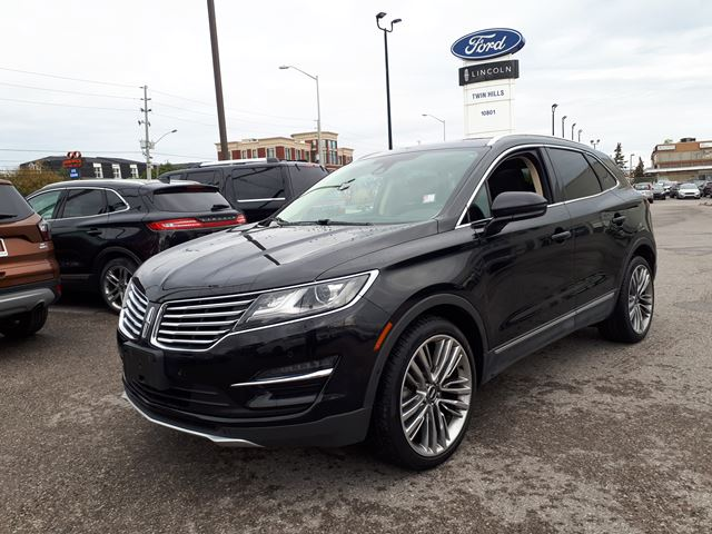 2015 LINCOLN MKC           in Richmond Hill, Ontario