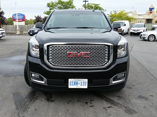 2017 gmc yukon denali xl denali navigation heated and cooled seats belleville ontario car. Black Bedroom Furniture Sets. Home Design Ideas