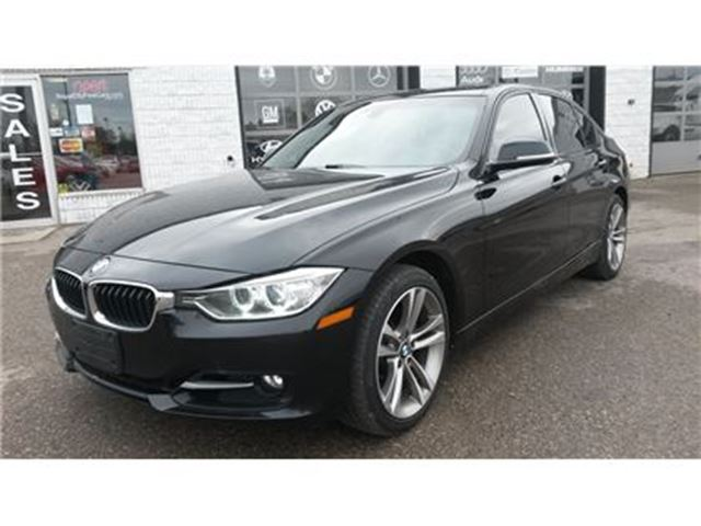 2013 BMW 3 SERIES 328 i i xDrive (A8) in Guelph, Ontario