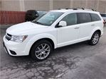 2015 Dodge Journey R/T, Automatic, Leather, Third Row Seating, AWD in Burlington, Ontario