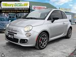 2012 Fiat 500 Sport. SMALL.. CLEAN. MANUAL. in Tilbury, Ontario