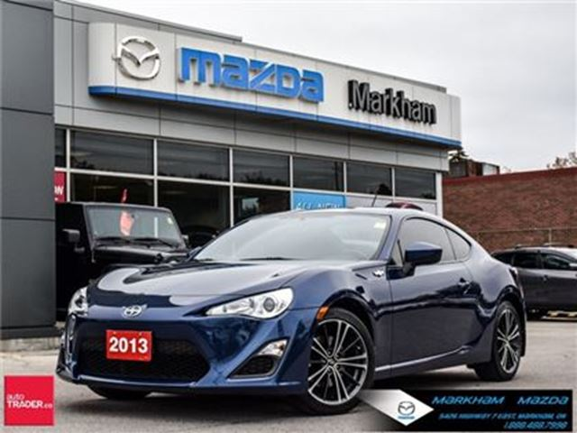 2013 SCION FR-S Base ACCIDENT FREE MT ALLOY in Markham, Ontario