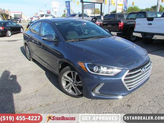 2017 HYUNDAI ELANTRA Limited in London, Ontario
