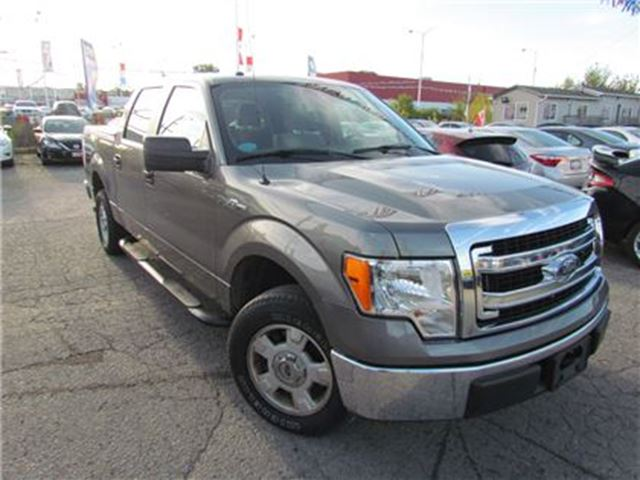 2013 FORD F-150 XLT SUPERCREW 5.5-FT in London, Ontario