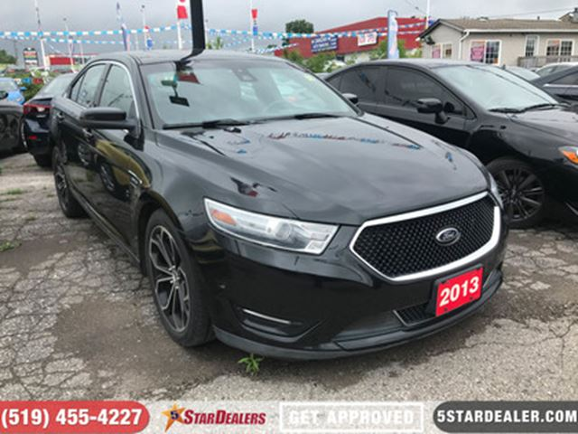 2013 FORD TAURUS SHO AWD in London, Ontario