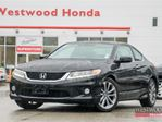 2014 Honda Accord EX-L-NAVI V6 - Warranty Until 2020 in Port Moody, British Columbia