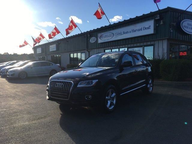 2016 AUDI Q5 2.0T Komfort in Lower Sackville, Nova Scotia