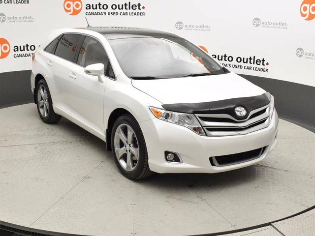 2013 TOYOTA VENZA Base V6 4dr All-wheel Drive in Red Deer, Alberta