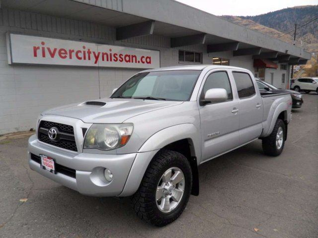 2011 TOYOTA TACOMA DOUBCAB in Kamloops, British Columbia