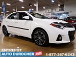 2014 Toyota Corolla AUTOMATIQUE - AIR CLIMATISn++ - TOIT OUVRANT in Laval, Quebec
