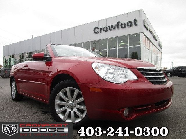 2010 CHRYSLER SEBRING TOURING CONVERTIBLE AUTOMATIC in Calgary, Alberta