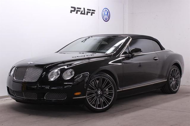 2008 BENTLEY CONTINENTAL           in Newmarket, Ontario