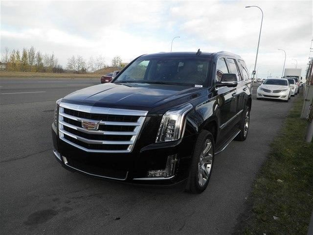 2015 CADILLAC ESCALADE Luxury in Calgary, Alberta