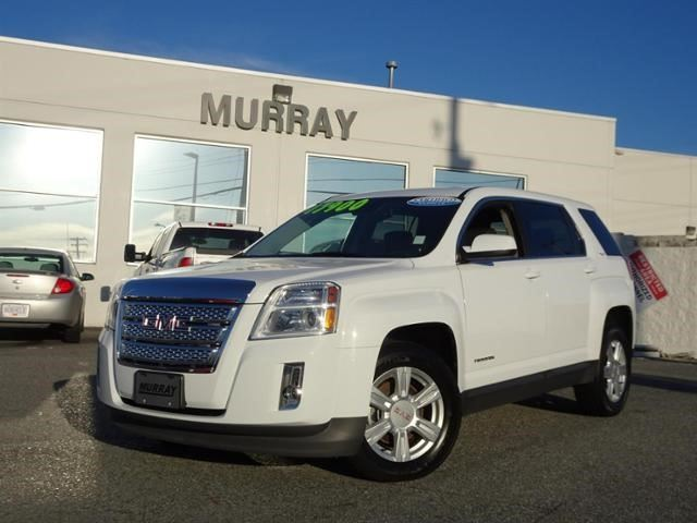 2014 GMC TERRAIN SLE in Abbotsford, British Columbia