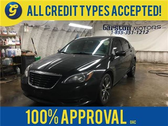 2012 CHRYSLER 200 S****BEING SOLD AS IS****NAVIGATION*POWER SUNROOF* in Cambridge, Ontario