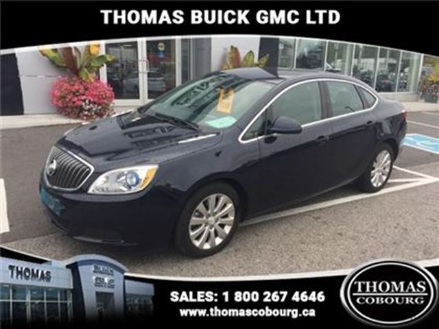 2015 BUICK VERANO Base - $111.21 B/W - Low Mileage in Cobourg, Ontario
