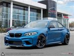 2016 BMW M2 (M Performance Exhaust w/ Carbon Tips) in Mississauga, Ontario