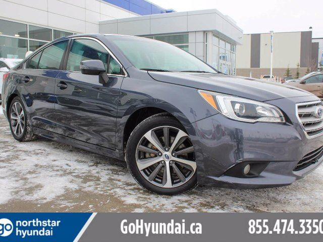 2015 SUBARU LEGACY 3.6R Limited TECH PKG/NAV/BSD/LEATHER/HARMONKARDONAUDIO in Edmonton, Alberta