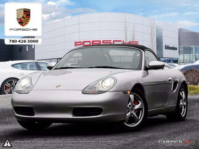 2002 PORSCHE BOXSTER LOW KMS! | Major Service Completed | Technician's Car | EXCELLENT PRICE! in Edmonton, Alberta