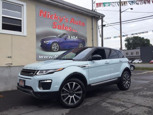 2016 LAND ROVER Range Rover HSE Si4 - NAVIGATION  $157 WEEKLY $0 DOWN! in Ottawa, Ontario