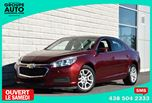 2015 Chevrolet Malibu LT*AUTOM*TOIT*MAGS*CAMERA*A/C* in Longueuil, Quebec