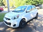 2015 Nissan Micra SV + Excess Wear & Tear Protection in Mississauga, Ontario