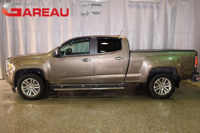 2016 GMC Canyon 4WD SLT in Val-D'Or, Quebec