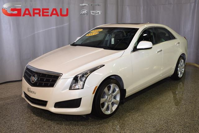 2014 Cadillac ATS AWD in Val-D'Or, Quebec