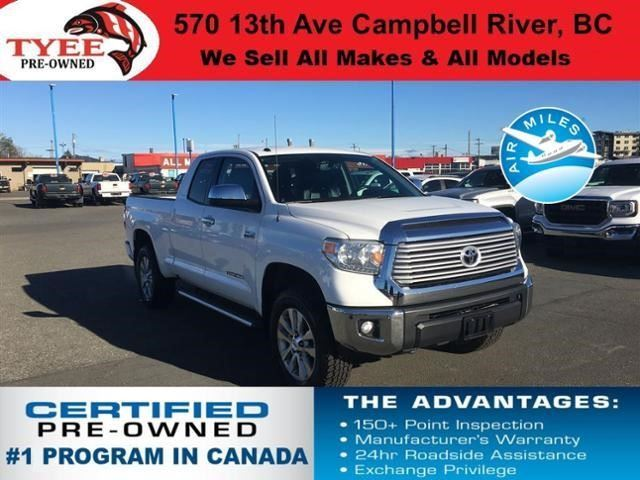 2014 TOYOTA TUNDRA Limited in Campbell River, British Columbia