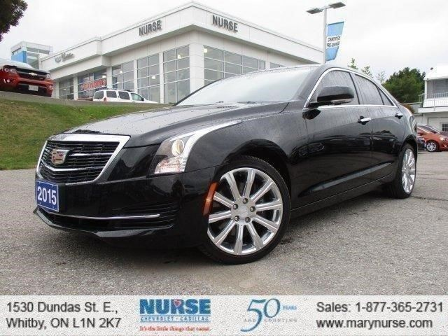 2015 CADILLAC ATS Luxury AWD in Whitby, Ontario