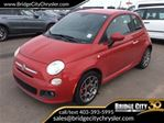 2013 Fiat 500 Sport in Lethbridge, Alberta