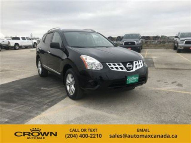 2012 NISSAN Rogue SV AWD *Heated Seats/ Alloy Rims/ Bluetooth* in Winnipeg, Manitoba