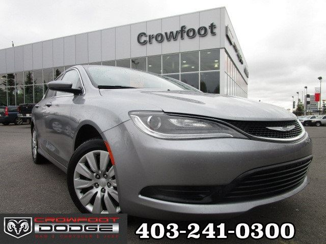 2015 CHRYSLER 200 LX in Calgary, Alberta