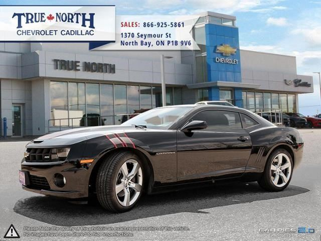 2011 CHEVROLET CAMARO 2SS in North Bay, Ontario