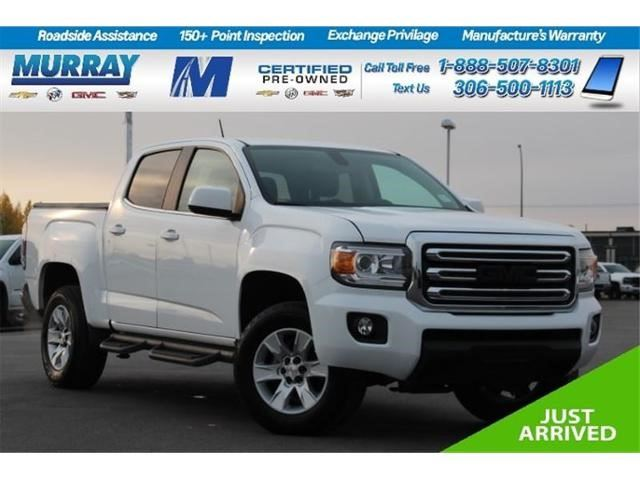 2015 GMC Canyon 4WD SLE in Moose Jaw, Saskatchewan