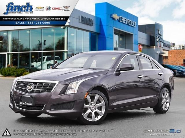 2014 CADILLAC ATS AWD in London, Ontario