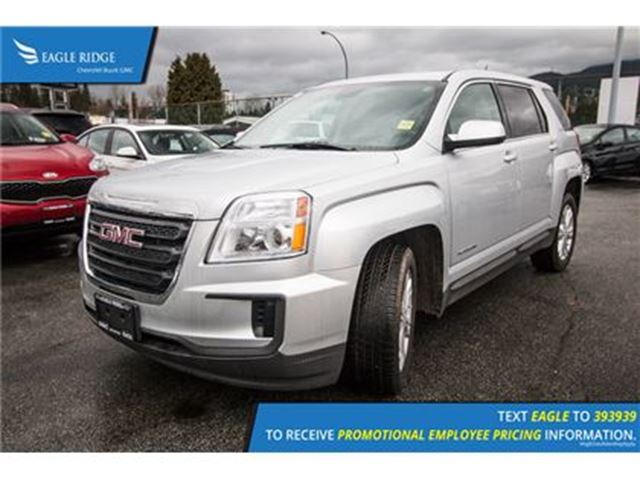 used 2017 gmc terrain i 4 cy sle 1 coquitlam. Black Bedroom Furniture Sets. Home Design Ideas