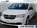 2016 Dodge Grand Caravan SE Plus - Low Mileage in Welland, Ontario