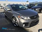 2010 Kia Forte Koup SX A/T No Accident Local  Blueooth USB AUX Leat in Port Moody, British Columbia