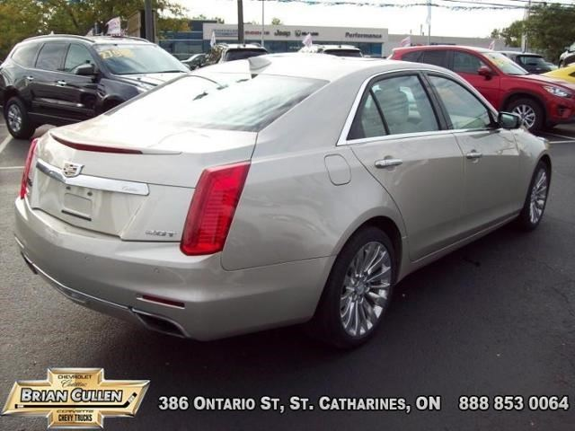 2015 CADILLAC CTS Luxury AWD in St Catharines, Ontario