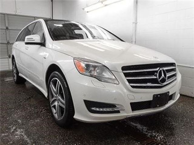 Used 2012 mercedes benz r class v6 cy r350 bluetec for Mercedes benz r350 for sale 2012