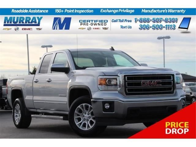 2015 GMC Sierra 1500 SLE in Moose Jaw, Saskatchewan