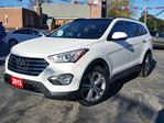 2013 Hyundai Santa Fe Limited,XL,3.3-V6,7 PASSENGER,ALL-WHEEL-DRIVE,LEATHER,PANORAMIC SUNROOF,NAVIGATION in Dunnville, Ontario