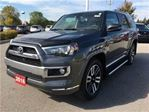 2016 Toyota 4Runner Limited - Toyota Certified, Save $$ Over New!!! in Stouffville, Ontario