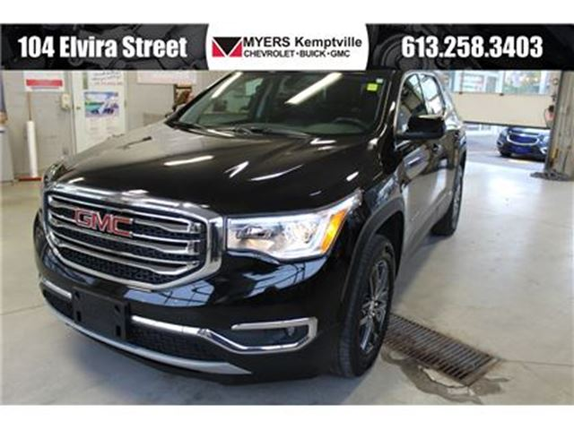 2017 GMC ACADIA SLT-1 AWD and Sunroof! in Kemptville, Ontario
