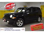2012 Jeep Patriot North 4x4 PWR GRP HEATED SEATS ALLOYS in Ottawa, Ontario