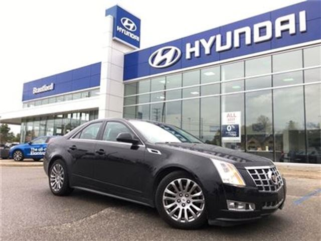 2013 CADILLAC CTS 3.6L   AWD   Performance Collection in Brantford, Ontario