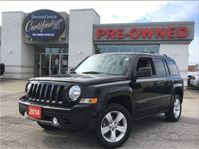 2014 JEEP Patriot Limited 4WD   SUNROOF   EXT WARRANTY   NAVIG in Toronto, Ontario