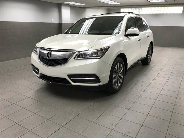 2015 Acura MDX Technology Package SH-AWD *Roof Rails & Crossbars, Remote Starter* in Calgary, Alberta